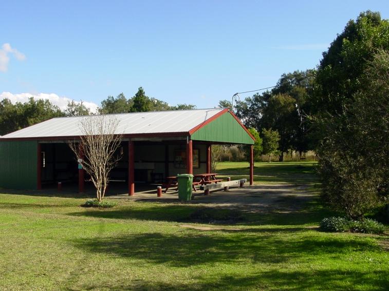 Woodenbong camp
